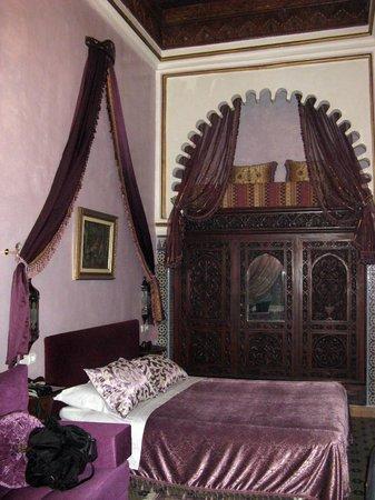 Riad El Reducto: Nuestra habitación