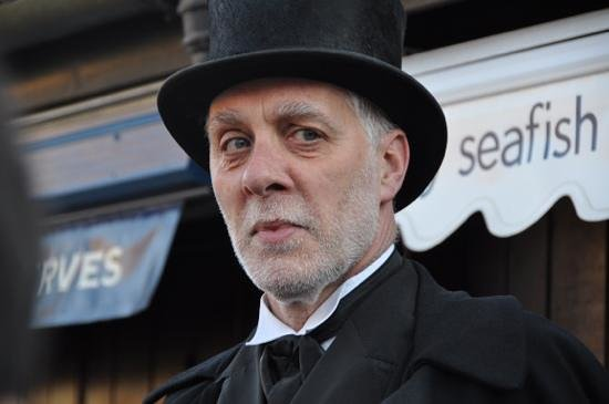 The Ghost Hunt of York: Tour guide or Undertaker...You be the Judge