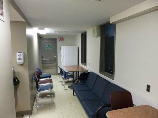 University of Ottawa Residences: Marchand Residence Communal Kitchens