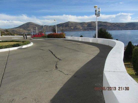 Libertador Lake Titicaca: Aussichtsplattform