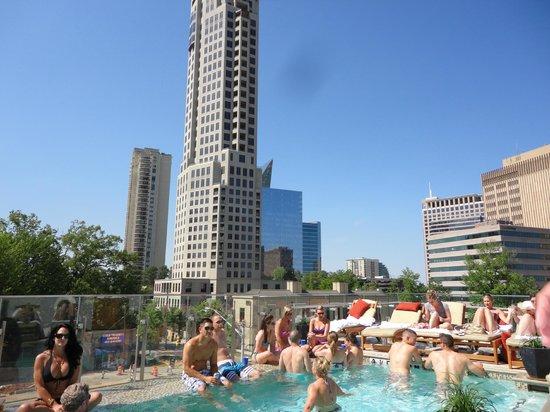 W Atlanta - Buckhead: View from WET!