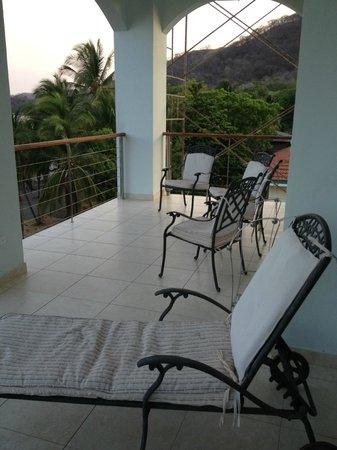 La Gaviota Tropical : Balcony of Sol y Mar