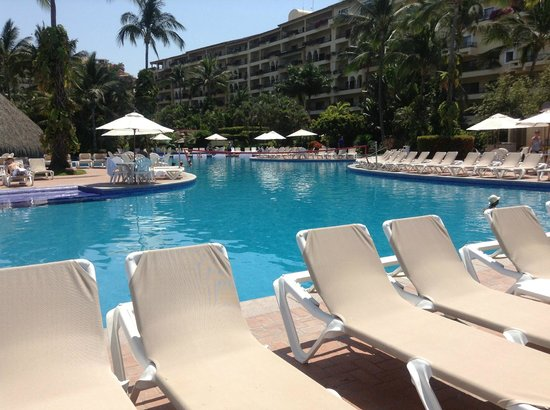 Velas Vallarta: One of the pools