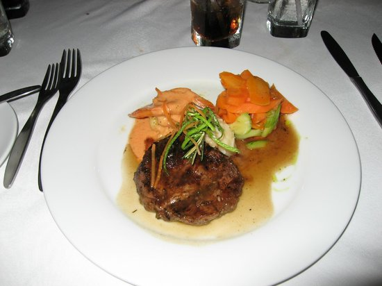 Velas Vallarta: One of our yummy meals