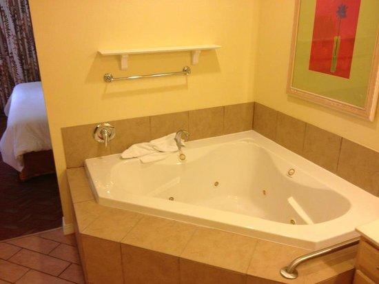 Wyndham Mountain Vista : jet bath