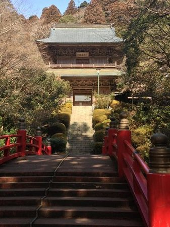 Unganji Temple: ピンと張り詰めた空気に、背筋がシャンとなります。