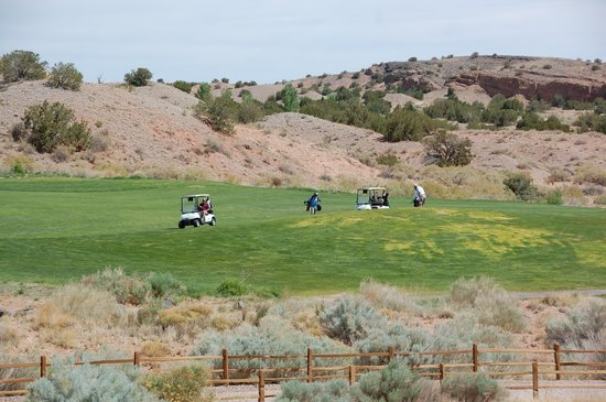 Twin Warriors Golf Club: Twin Warriors Golf Course