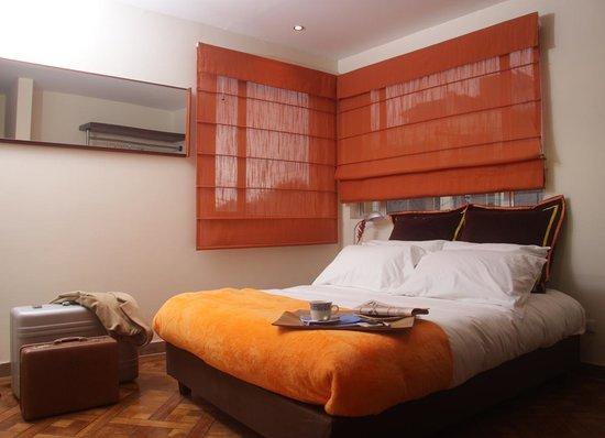 6 Suites: Habitacion Doble