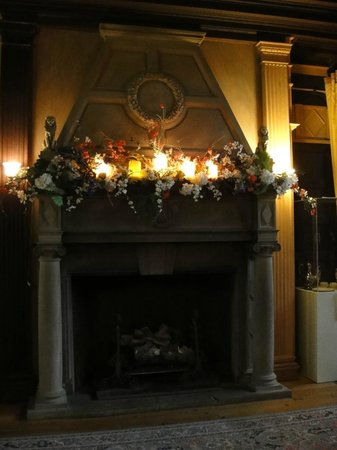 Ventfort Hall Mansion and Gilded Age Museum: Fire place