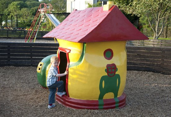 Whitford House Hotel Health and Leisure Club: Onsite Children's Playground