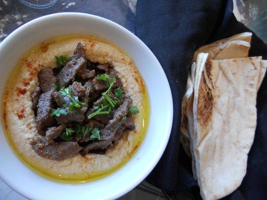 Mezza Lebanese Kitchen: Mezza Hummus