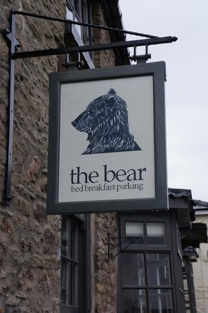 The Bear Bed and Breakfast: The Bear