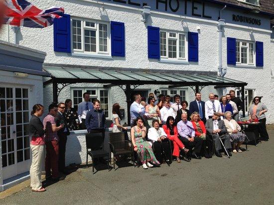 Gazelle Hotel: Christening