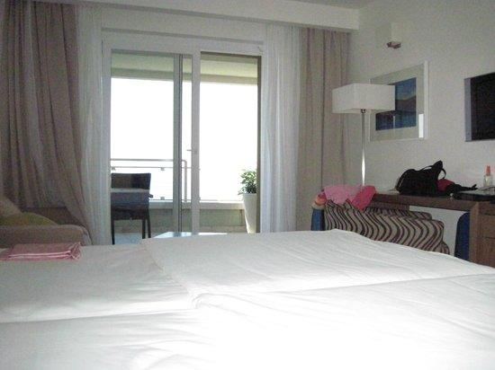 Hotel Park: bedroom