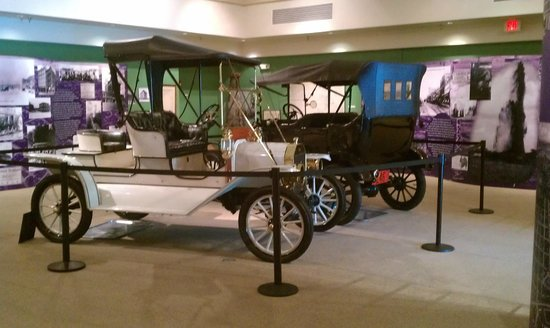 Tulsa Historical Society & Museum: Model A