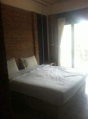 Samatha Bed & Breakfast: Bedroom