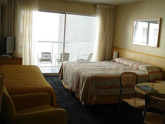 Punta Trouville Hotel: Interior do quarto