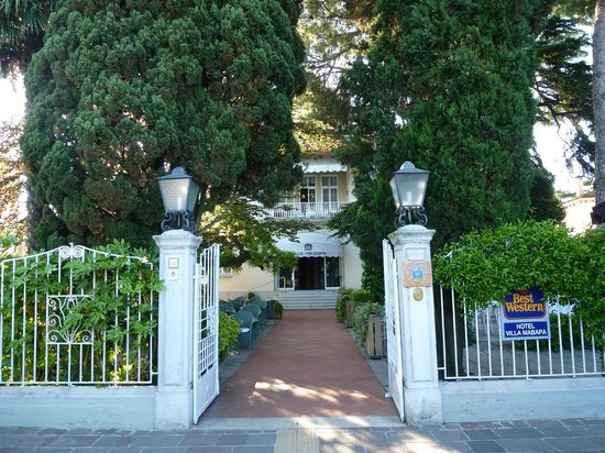 Hotel Villa Mabapa: Villa Mabapa