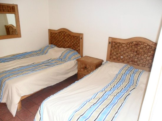 Hostal San Judas Tadeo: Cuartos dobles