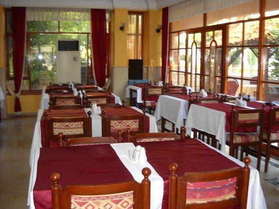 Seven Stars Exclusive Hotel: restaurante