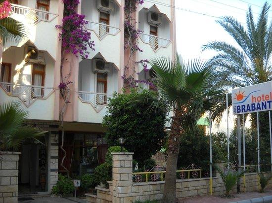 Seven Stars Exclusive Hotel : vista de fora do hotel