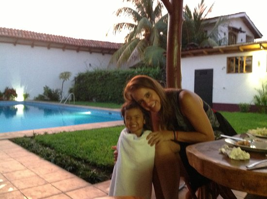 Hotel Cacique Adiact: Perfect family hotel in León