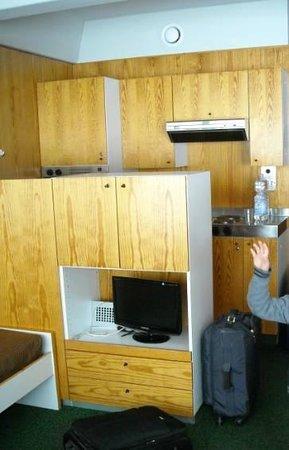 Hotel Solaria: Angolo cottura