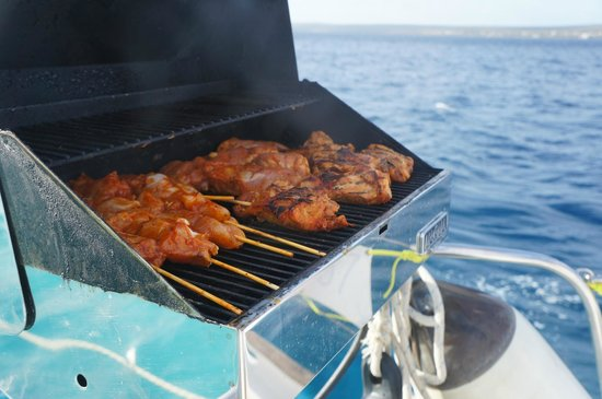 Compass Sailing: The BBQ