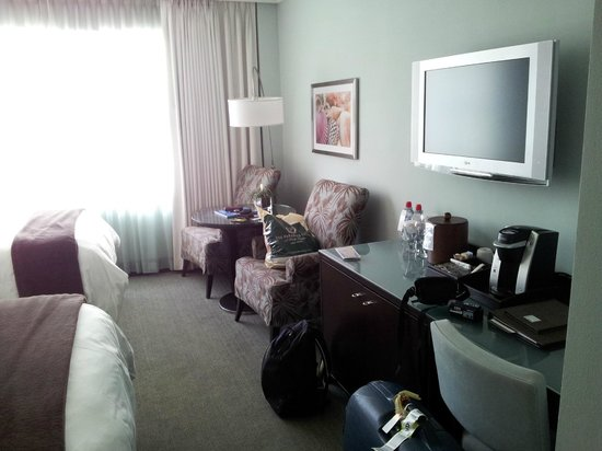 The Palms Hotel & Spa: habitacion