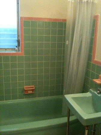 Richmond Studios : salle de bain.
