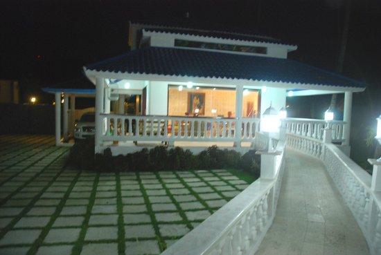Aqua Village & Spa: reception