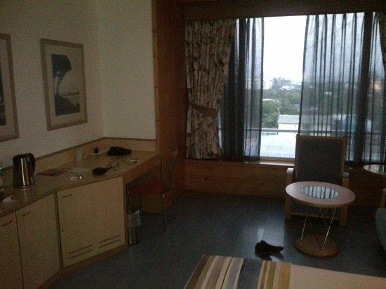 The E-SQUARE Hotel : view