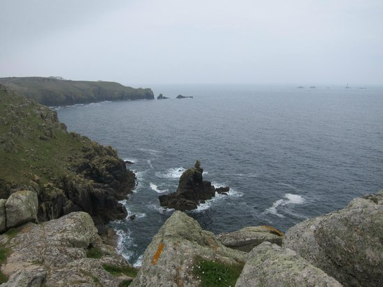Channings: Coastal walk from Sennen Cove