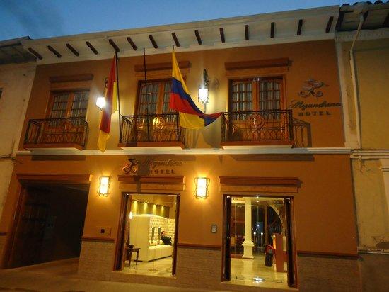 Alejandrina Hotel