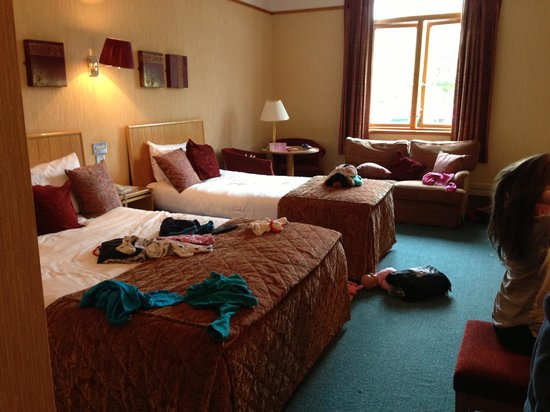 Tullamore Court Hotel: Bedroom