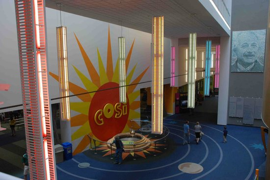 Center of Science and Industry (COSI) : COSI, May 2013