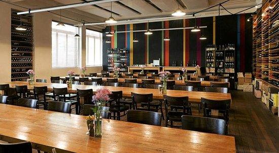 Il Lido: Interior restaurant