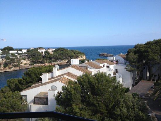 Hotel Cala Ferrera: Room view
