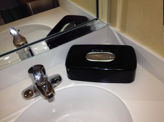 La Quinta Inn & Suites Memphis Primacy Parkway: Whoops! no kleenex either