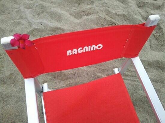 rebus.. - Picture of Bagni Letizia, Moneglia - TripAdvisor
