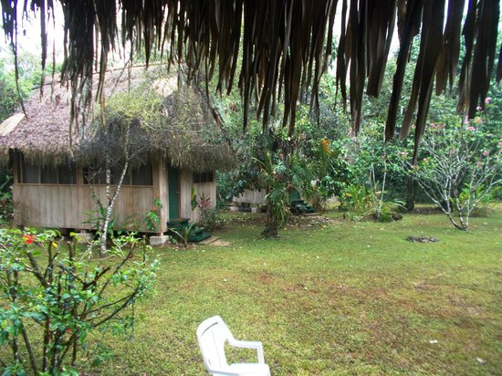 Chaab'il B'e Lodge & Casitas: Casita next door
