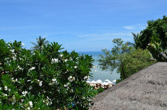 Renaissance Koh Samui Resort & Spa: View from deluxe room in 5th floor