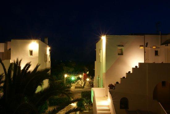 Medusa Resort: Medusa bei Nacht