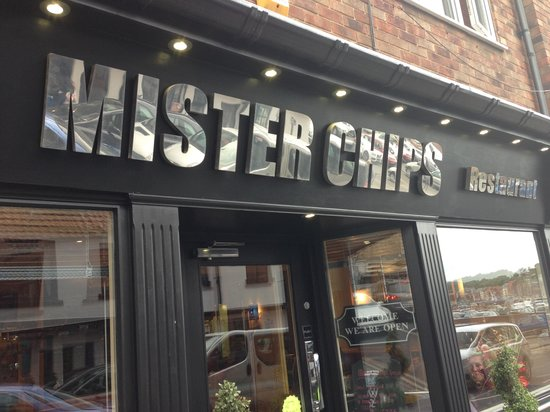 Mr Chips: Mister Chips Whitby