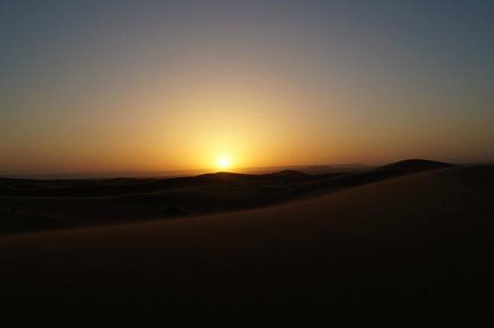 Auberge le Petit Prince: Lever du soleil