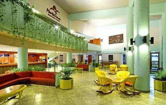 Barcelo Montelimar : Lobby