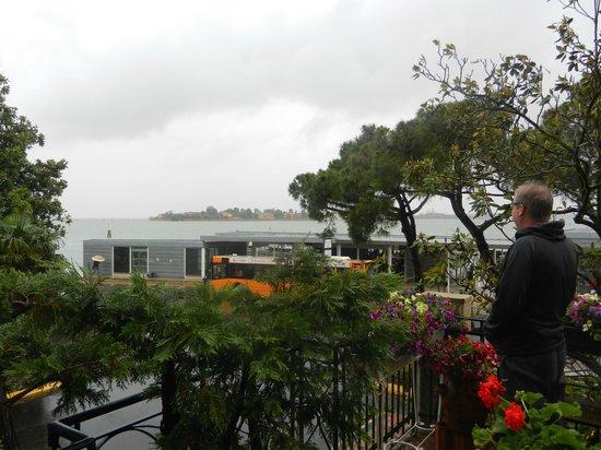 Riviera Hotel: balcony