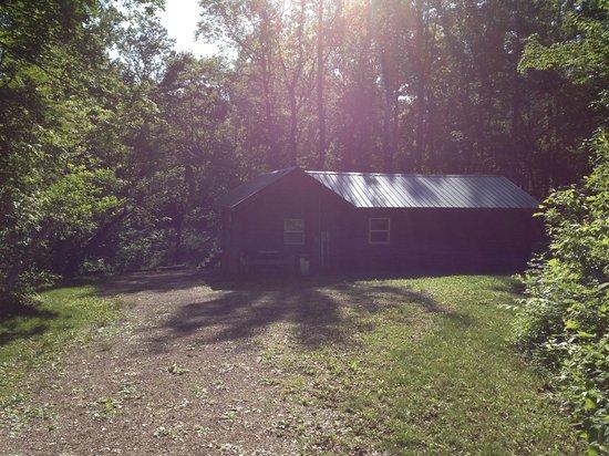 Comfort in the Woods Cabins : Comfort Cabin #3