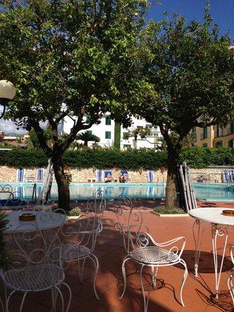 Carlton International Hotel: swimming pool