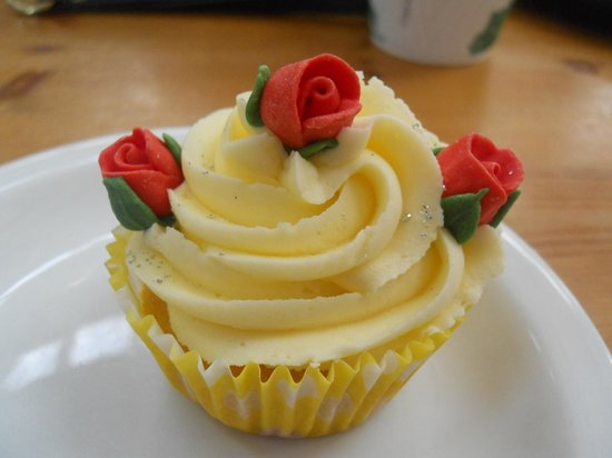 Oldmeldrum, UK: CUPCAKES!